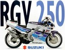 Thumbnail Suzuki RGV250 (RGV250L, RGV250M, RGV250N, RGV250P, RGV250R, RGV250T) Motorcycle Workshop Service Manual 1989-1996