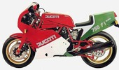 Thumbnail DUCATI 1985-1988 750 F1, 750 MONTJUICH WORKSHOP REPAIR & SERVICE MANUAL #❶ QUALITY!