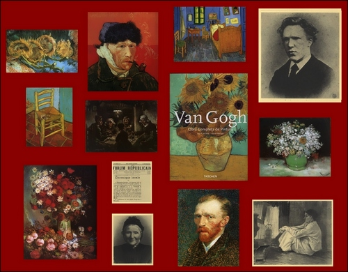 Product picture Van Gogh - Complete Work of Art (paintings+photos) (1.7GB)
