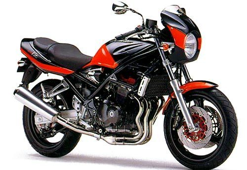 Product picture Suzuki GSF400, GSF400M, GSF400N, GSF400P, GSF400VV Bandit 1991-1997 Service Repair Manual DOWNLOAD