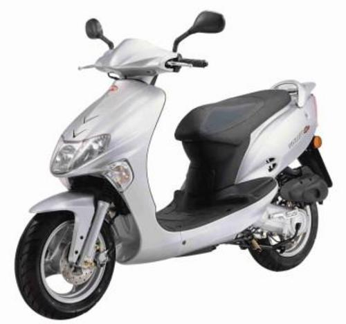 Product picture Kymco Vitality 50 Scooter Workshop Service Repair Manual 2004-2012
